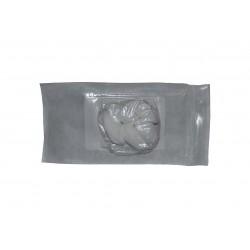 Tampon stáčený 12x12cm/5ks  STERI•COVER