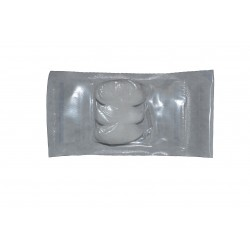 Tampon stáčený 19x20cm/3ks  STERI•COVER