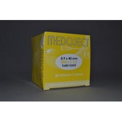 Injekční jehla žlutá sterilní 0,90x40mm STERI•INJECT